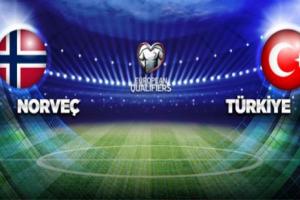 Türkiye - Norveç Maçı TRT 1'den Naklen Yayınlanacak