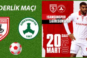 TFF 1. Lig'de Karadeniz Derbisi Liderlik Maçı