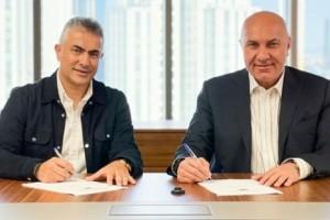 Samsunspor Mehmet Altıparmak ile Sözleşme İmzaladı
