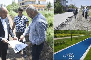Tekkeköy'de Dev Projenin Startı Verildi