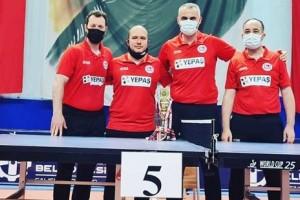 Samsun Veteran Spor Kulübü 1. Ligde