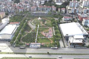 Millet Bahçesi Projesi Start Alıyor