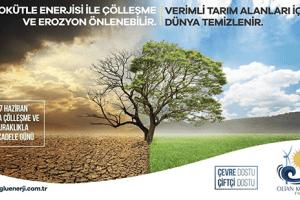 Tüm Enerjimizle Çiftçilerimizin Yanındayız