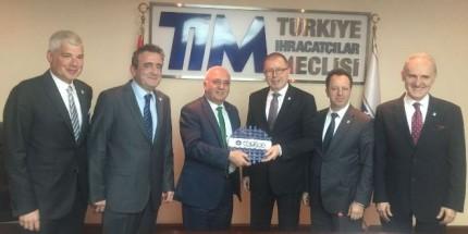 TAYSAD'a, Ekonomi Bakanı Mustafa Elitaş'tan Büyük Övgü