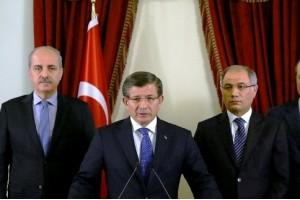 """Başbakan Davutoğlu; """"Kapsamlı Değişimlere ve Ek Tedbirlere Gidiyoruz"""""""