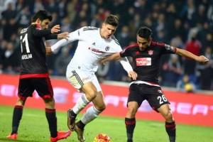 Beşiktaş: 4 Gaziantepspor: 0