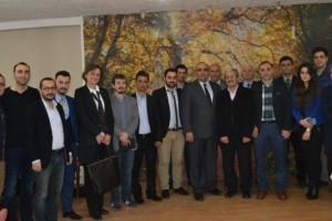 Bafra TSO' da İhracat Çalıştayı