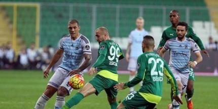 Bursaspor 0- Fenerbahçe 0