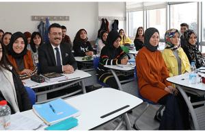 Atakum Belediyesi Etüt Eğitim Merkezi 350 Genci Üniversiteye Hazırlıyor