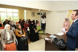 Canik'te Annelere Gelecek Eğitimi