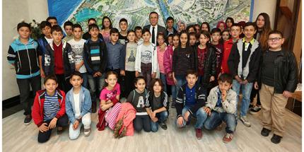 Başkan Osman Genç'ten Çocuklara Özel İki Proje