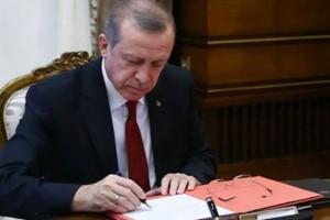 Cumhurbaşkanı Erdoğan, Üç Üniversiteye Rektör Atadı