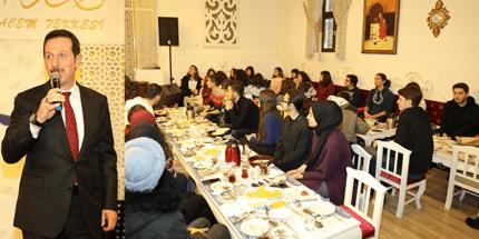 Başkan Erdoğan Tok'tan Öğrencilere Motivasyon
