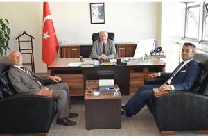 MMO'dan Samsun Üniversitesine Ziyaret