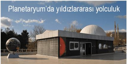 OMÜ'nün Uzaya Açılan Penceresi