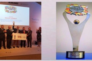 OMÜ'lü Öğretim Üyesine En İyi İkinci Proje Ödülü