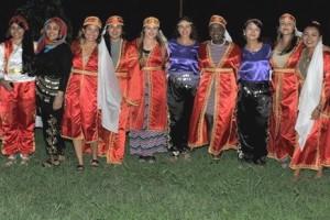 Uluslararası Öğrenciler İçin Türk Gecesi Düzenledi
