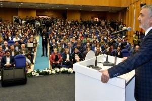 Mustafa Kemal Atatürk, 80. Ölüm Yıldönümünde OMÜ'de Anıldı