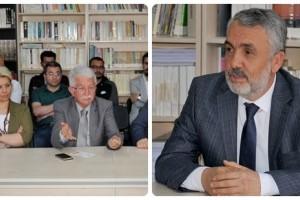 """OMÜ'de  """"Atatürk'ün Samsun ve Havza Günleri"""" Çalıştayı"""