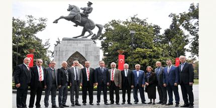 OMÜ, 23 Nisan Ulusal Egemenlik ve Çocuk Bayramını Kutladı