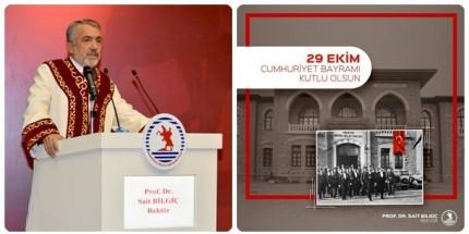 Cumhuriyet Türk Milleti'nin İradesiyle Bir Asra Doğru İlerliyor
