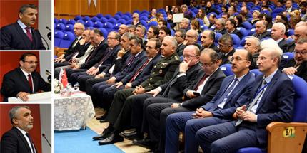 2. Uluslararası UNIDOKAP Karadeniz Sempozyumu OMÜ'de Başladı