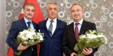 OMÜ Yaşar Doğu Spor Bilimleri Fakültesi'ne Yeni Dekan