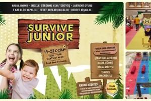 Yeşilyurt AVM Survive Junior Başlıyor