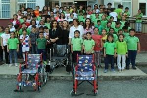 Yeşilyurt İlkokulundan Anlamlı Kampanya
