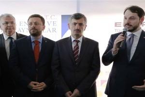 Bakan Albayrak Rize'de Enerji SA Çağrı Merkezi'nin Açılışını Gerçekleştirdi