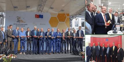 """""""Arım, Balım, Peteğim"""" Projesi Ortak Kullanım Tesisi Hizmete Açıldı"""