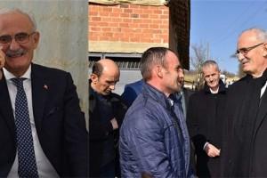 Başkan Yılmaz Lâdikli Çiftçileri Tarım Bakanı İle Görüştürdü