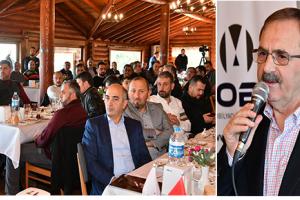 """Başkan Şahin'den Yeni Hedef: """"Mobilyada Samsun Markası"""""""