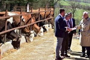 """Başkan Yılmaz: """"Tarım ve Hayvancılık Konusunda Üreticilerimizin Yanındayız"""""""