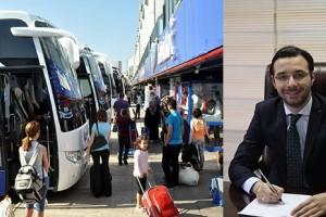 Ocak Ayında 14 Milyon Otobüs Bileti Satıldı