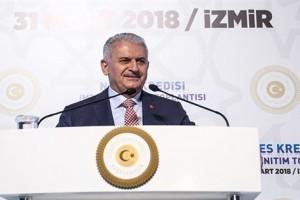"""Başbakan Yıldırım'dan KOBİ'lere """"Nefes Kredisi"""" Müjdesi"""