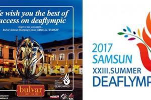Bulvar AVM, Deaflympics'e Hazır