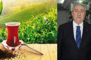 Çay Üretiminde Dünya Beşincisiyiz