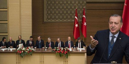 """Cumhurbaşkanı Erdoğan, """"Türkiye'nin Otomobilini Yapacağız"""""""