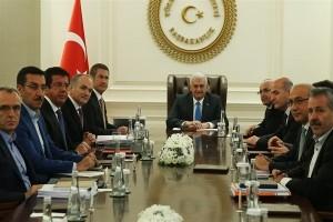 Ekonomi Koordinasyon Kurulu Toplantısı Gerçekleştirildi