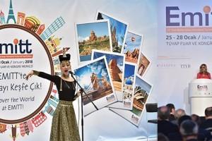EMITT Fuarı Turizm Sektörünün Moralini Yükseltti