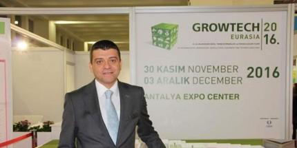 Türkiye'nin En Geniş Kapsamlı Tarım Fuarı;  Growtech Eurasia