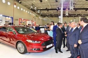 Otokoç,  Autoshow Fuarında Ford'un En Beğenilen Modellerini Samsunlularla Buluşturdu
