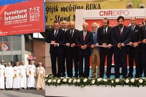 İstanbul Mobilya Fuarı Kapılarını Ziyaretçilerine Açtı
