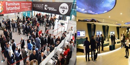Mobilya Sektörü Furniture İstanbul'da Dünyaya Açıldı