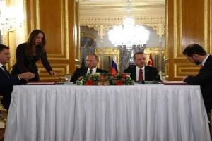 Türk Akımı Doğal Gaz Boru Hattı Projesi Anlaşması İmzalandı