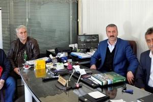 Giresun'da Fındık ve Fındık Borsası'nın Tarihçesi Kitabı Üyelere Dağıtılıyor