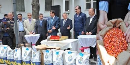 Büyükşehir'den Hayvancılığa 75 Bin TL'lik Destek