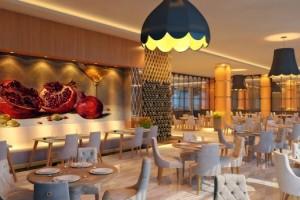 """Ünye'nin İlk 5 Yıldızlı Oteli """"Kalibya World Resort & Spa"""" Hizmete Giriyor"""