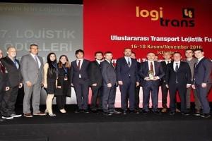Lojistik Köy En İyi Proje Ödülüne Layık Görüldü